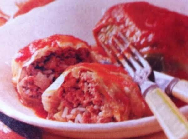 My Mama's Cabbage Rolls Recipe