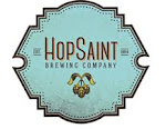 Logo for Hopsaint Brewing Company