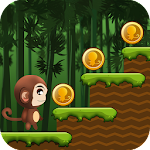 Jungle Monkey Run Icon