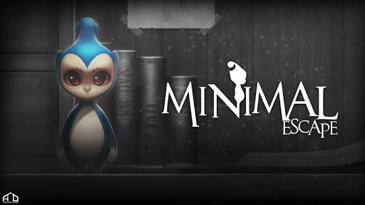 Minimal Escape  captures d'u00e9cran 1
