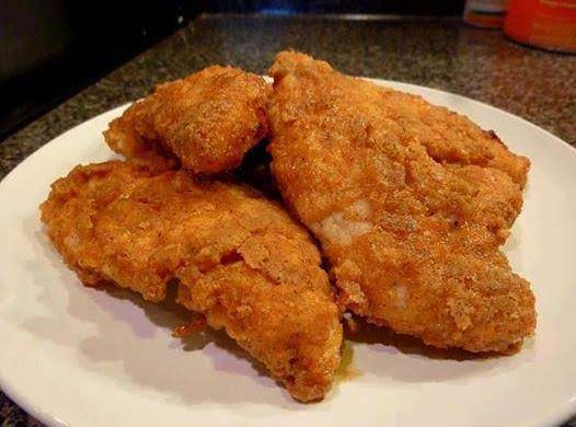 Baked Fried Chicken Recipe