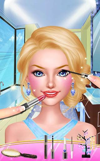 Seaside Wedding Salon Girl SPA screenshot 14