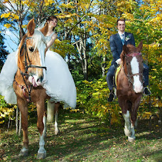 Wedding photographer Yuriy Litvinenko (skyYY). Photo of 21.12.2013