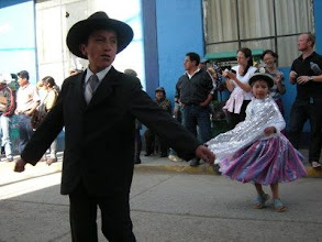 Photo: プーノでお祭りに遭遇