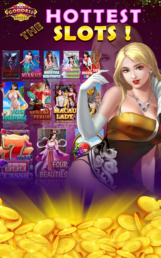Goddess Casino-Holdem&Slot&Bac- screenshot