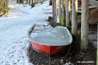 Photo: En båd i vandet er bedre end vand i båden.
