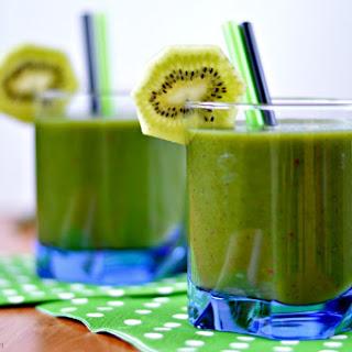 Kiwi Spinach Smoothie