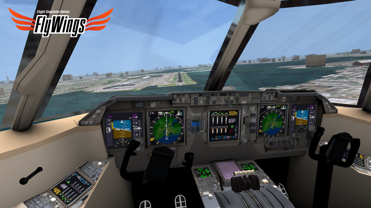 play free online flight simulation games