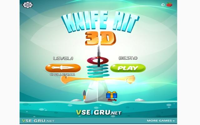 KNIFE HIT 3D GU07