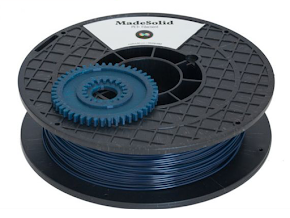 MadeSolid Navy Blue PET+ Filament - 1.75mm (1lb)