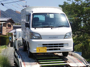 ハイゼットトラック  パネルバンのカスタム事例画像 アホタン☆ブチさんの2020年06月23日18:23の投稿