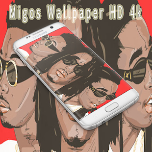Migos Wallpaper HD 4k - náhled
