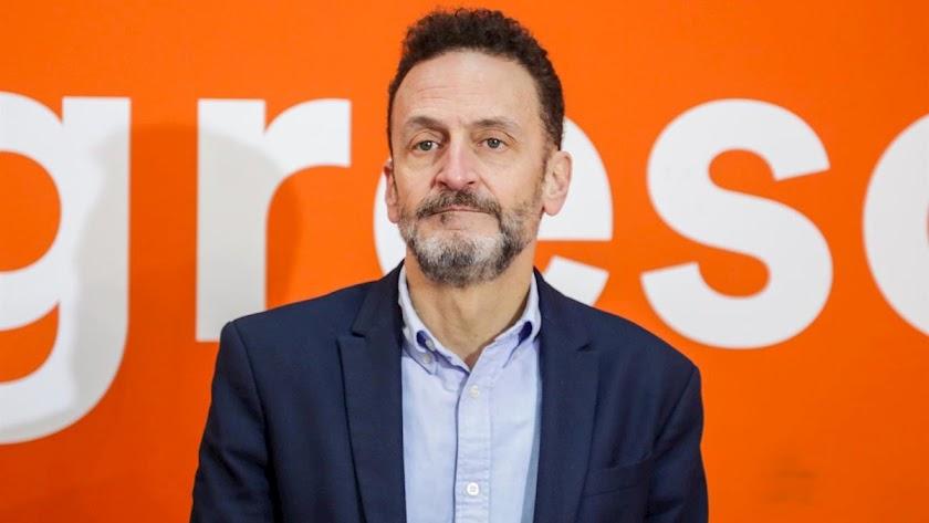 El dirigente de Ciudadanos y portavoz adjunto en el Congreso de los Diputados, Edmundo Bal.