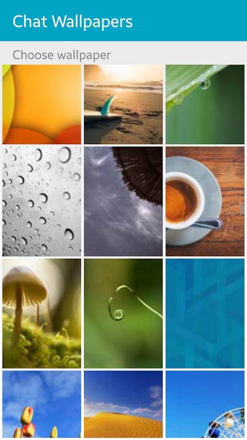 Chat Wallpapers - screenshot