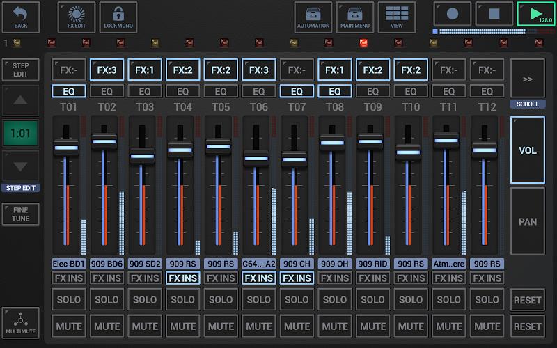 G-Stomper Studio Screenshot 5