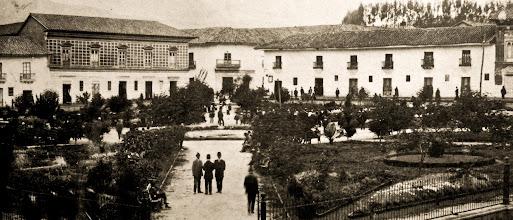 Photo: Plaza de Nariño-San Juan de Pasto