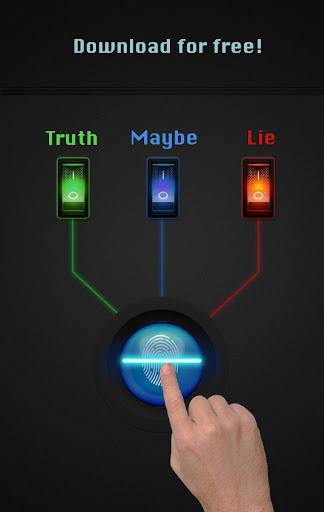 Lie Detector Simulator 2018 1.0 screenshots 8