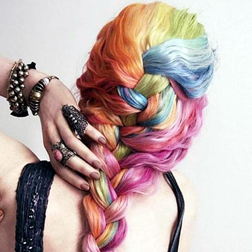生活の髪型のチュートリアル LOGO-HotApp4Game