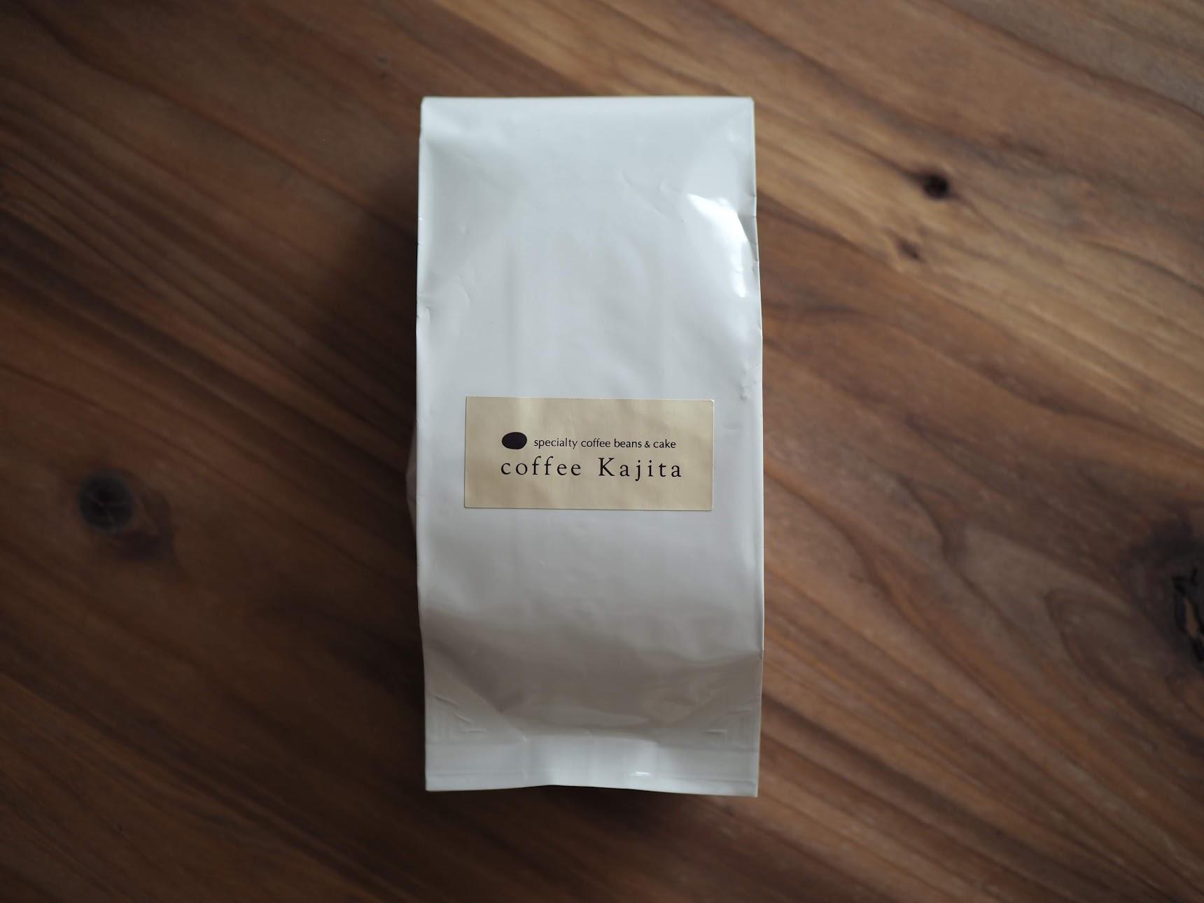 チーロバブレンドのコーヒー豆
