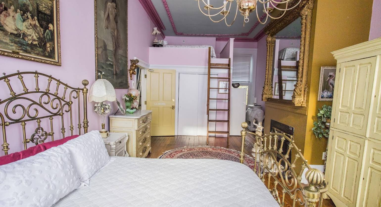 Philadelphia Bella Vista Bed and Breakfast