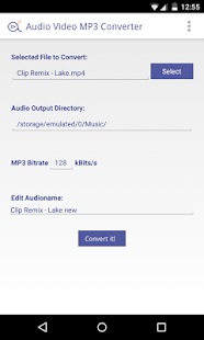 Download Audio Video MP3 Converter Pro Apk 1 2 0,com