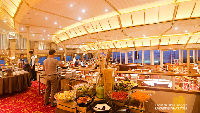 Star Cruises Singapore Malaysia Cruise Restaurant