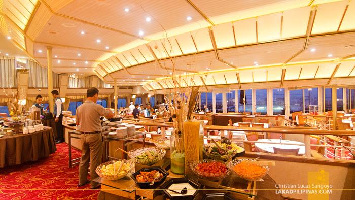 Star Cruises Singapore Malaysia Cruise Restaurant