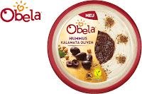 Angebot für Obela Hummus Kalamata Oliven im Supermarkt - Obela
