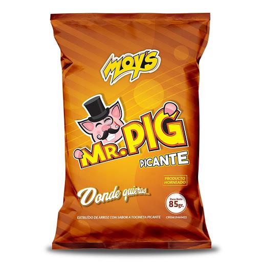 snack mr pig moys 85gr