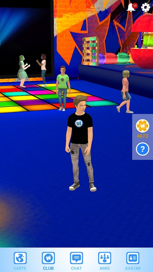 Wilby 3D Virtual Social World- screenshot