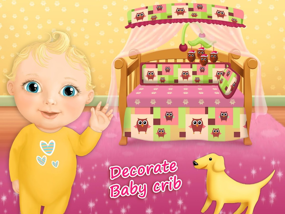 Sweet Baby Girl Daycare 2 Apl Android Di Google Play