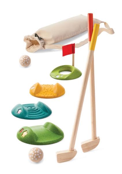PlanToys Minigolf Set