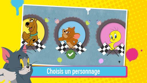 Déco-Pilote Boomerang-Jeu de course de Scooby-Doo  captures d'écran 2
