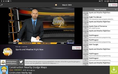 Watch SWX - screenshot thumbnail