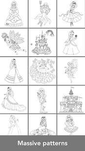 Download Princess Coloring Books For PC Windows And Mac Apk Screenshot 1