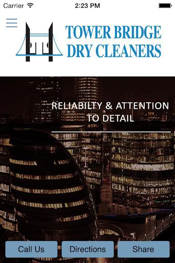 Tower Bridge Dry Cleaners