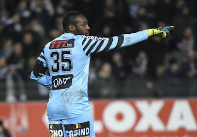Officiel : Parfait Mandanda quitte Charleroi