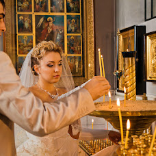 Wedding photographer Aleksandra Dodina (Alexandra). Photo of 02.11.2012