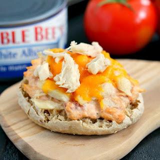 Salsa Tuna Melt Recipe