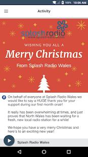 Splash Radio Wales - náhled