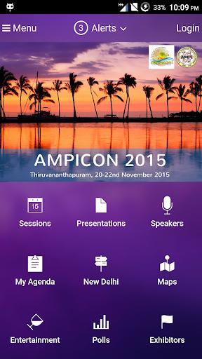 AMPICON 2015