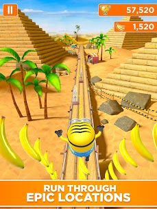 Despicable Me 4.8.0i (Unlimited Money) MOD Apk 2