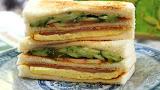 阿香三明治