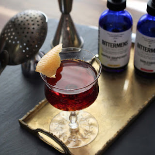 The New Hickory Cocktail.