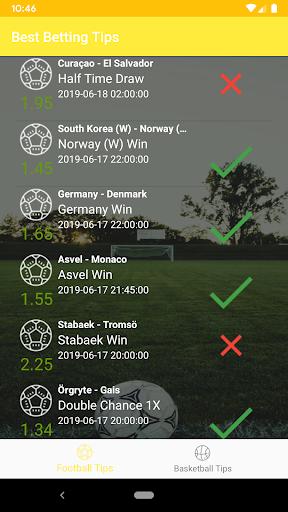 The Best VIP Betting Tips & Football Odds & Sports  screenshots 1