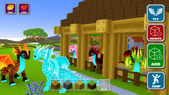 Dragon Craft screenshot
