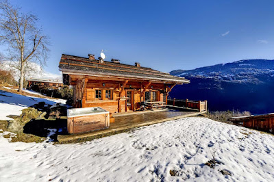 A Gorgeous Family Chalet in Megeve