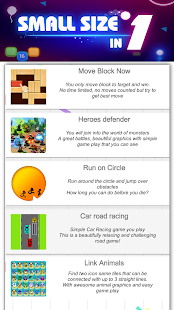 Game 10 Games in 1: Small Size Collection victory game APK for Windows Phone