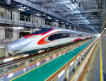 高鐵尾卡4個車輪偏離路軌 港鐵:列車無出軌探測系統
