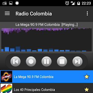RADIO COLOMBIA download